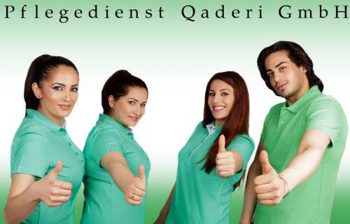 Pflegedienst Qaderi GmbH - qualifizierte Fachkräfte in Heusenstamm